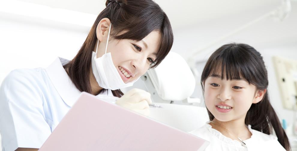 歯医者を嫌がる子どもへの対応